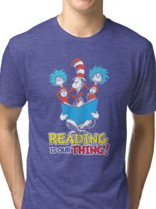 READ ACROSS AMERICA DAY 2016 Tri-blend T-Shirt