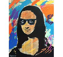 Mona Lisa Photographic Print