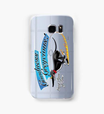 Greyt Paws of Fire : Galaxy Samsung Galaxy Case/Skin