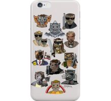 Arnie Cats iPhone Case/Skin