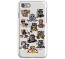 Arnie Cats iPhone Case/Skin