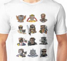 Arnie Cats Unisex T-Shirt
