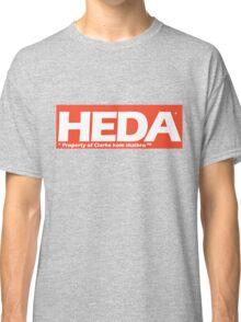 Heda* Property of Clarke kom skaikru Classic T-Shirt