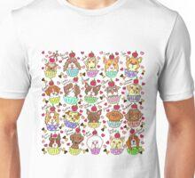 Cupcake Dogs - Gorgo Version Unisex T-Shirt