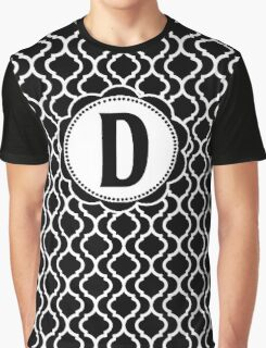 D Bootle Graphic T-Shirt
