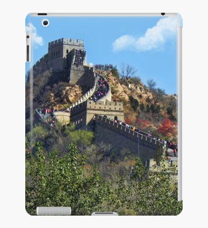 万里长城 GREAT WALL OF CHINA 万里长城  VARIOUS APPAREL iPad Case/Skin