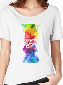 D Artistic Women's Relaxed Fit T-Shirt