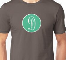 D Polks Dot Unisex T-Shirt