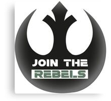 Rebels Canvas Print