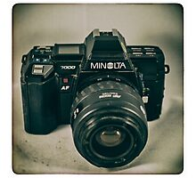Minolta 7000 Photographic Print