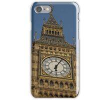Westminster Town Clock iPhone Case/Skin