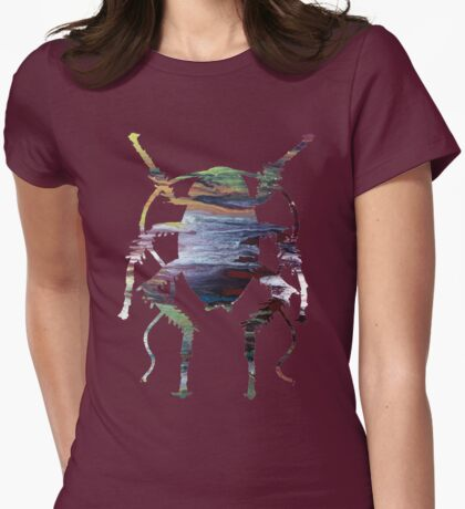 Cockroach  Womens Fitted T-Shirt