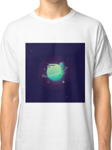 Green planet Classic T-Shirt