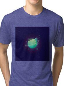 Green planet Tri-blend T-Shirt