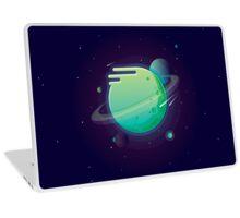 Green planet Laptop Skin