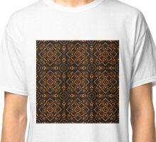 Royal Target Pattern Classic T-Shirt