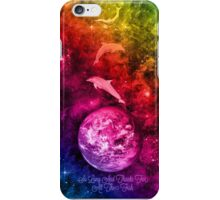 HGTTG - So long and thanks for all the fish  iPhone Case/Skin