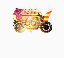 Ride Route 66 Unisex T-Shirt