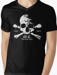 Motley Crue Mens V-Neck T-Shirt