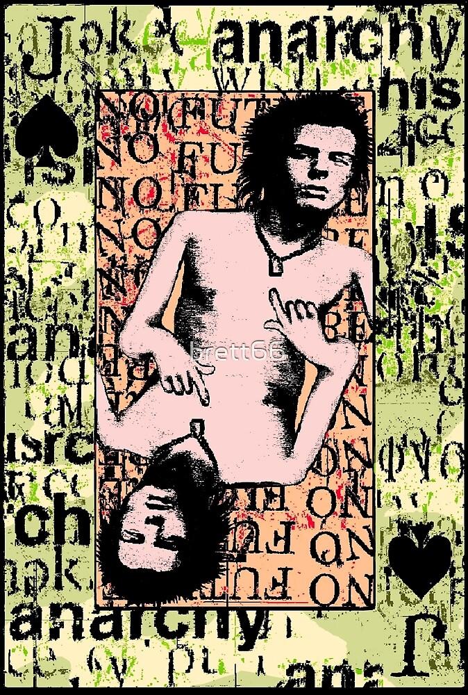 Sid Vicious. The Jack Of Spades. by brett66