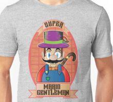 Mario - Gentleman Unisex T-Shirt