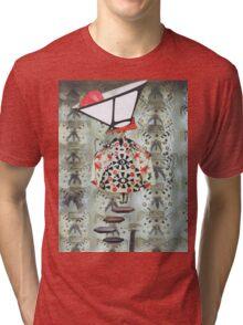 #7 (Fata Morgana) Tri-blend T-Shirt