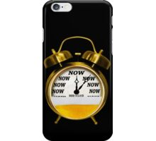 ☞ ITS NOW -TIME FOR A BEER - WITH- BEER OCLOCK CARD AND OR PICTURE ☝ ☞ iPhone Case/Skin
