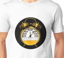 ☞ ITS NOW -TIME FOR A BEER - WITH- BEER OCLOCK CARD AND OR PICTURE ☝ ☞ Unisex T-Shirt