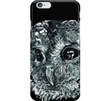 Well Owl be damned! iPhone Case/Skin