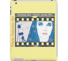 Fantasy Girl - Adam Jones Film iPad Case/Skin