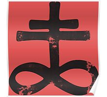 Leviathan Cross.  Poster