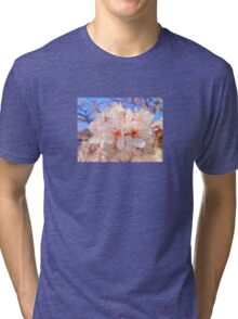 Fresh blossoms Tri-blend T-Shirt