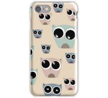 owl /Agat/ iPhone Case/Skin