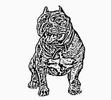 American Bully Dog Unisex T-Shirt