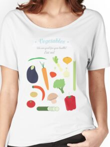 Vegetables Women's Relaxed Fit T-Shirt