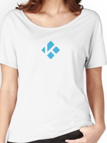 Kodi Logo Women's Relaxed Fit T-Shirt