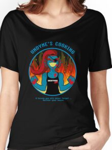 Undyne's Cooking Women's Relaxed Fit T-Shirt