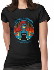 Undyne's Cooking Womens Fitted T-Shirt