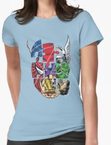 Almighty II Womens Fitted T-Shirt