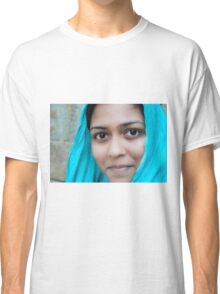 Kashmir Girl Classic T-Shirt
