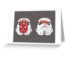 wilsontrooper Greeting Card