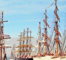 Tall Ships - Brooklyn Sticker