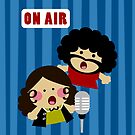 On Air by Sonia Pascual