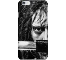 Eye of Vengeance  iPhone Case/Skin