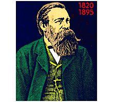 Friedrich Engels Photographic Print