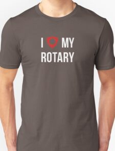I love my Rotary T-Shirt