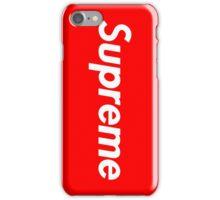 Supreme iPhone Case/Skin