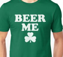Saint Patrick's Day Beer Me Unisex T-Shirt