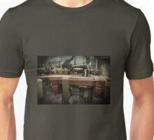 Antique Singer  Unisex T-Shirt
