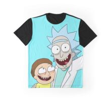 Rick and morty 2 Graphic T-Shirt